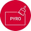 Пиролитическая система очистки