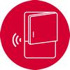 Atvērtu durvju brīdinājuma signāls