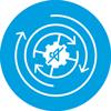 Motor: Logic Drive motor - tihi rad