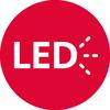 Apgaismojums: LED