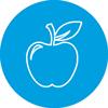 Nodalījumi augļiem un dārzeņiem