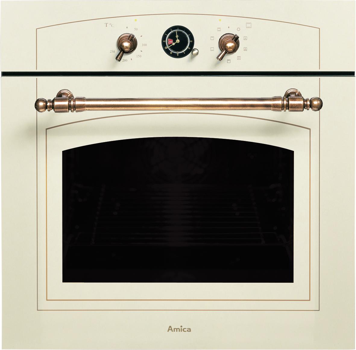 Dla minimalistów i fanów klasyki linie piekarników Amica  Amica Inspiracje -> Kuchenka Gazowa Amica Do Zabudowy