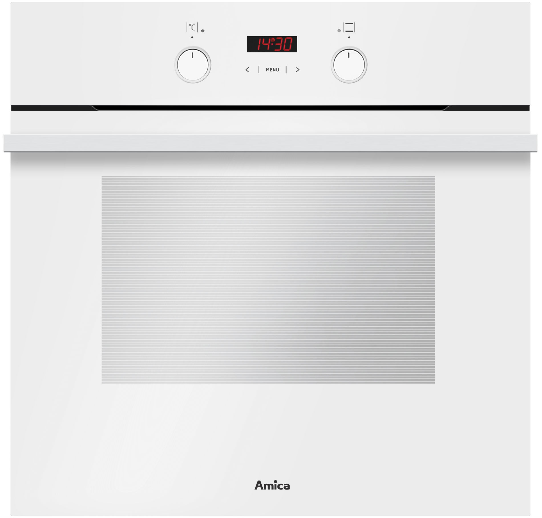 Piekarnik do zabudowy Fusion EB7541W FUSION  Amica -> Kuchnie Elektryczne Amica Do Zabudowy