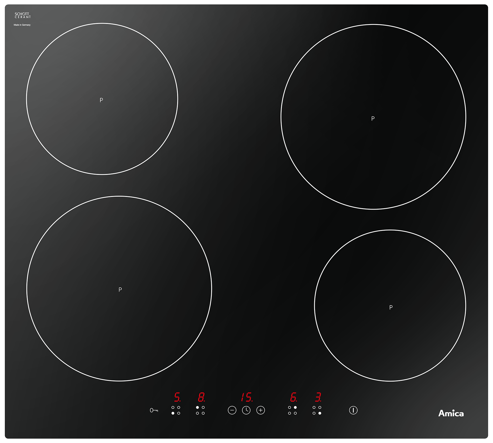 HI 6140 - Indukcijska ploča za kuhanje