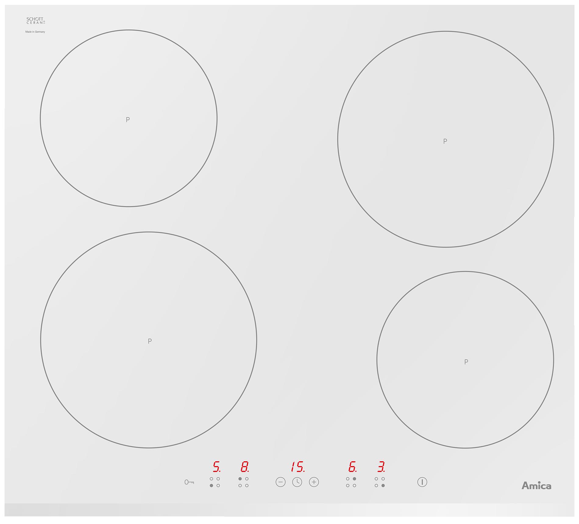 HI 6140 W - Indukcijska ploča za kuhanje
