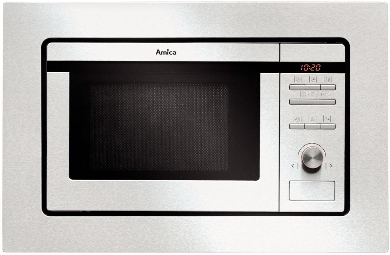 Kuchenka mikrofalowa do zabudowy Amica INTEGRA AMMB20E1GI INTEGRA  Amica -> Kuchnie Elektryczne Amica Do Zabudowy