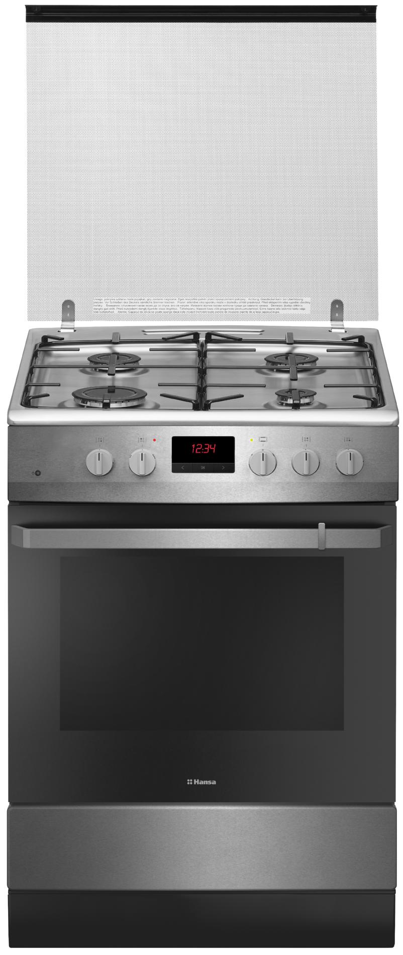 FCGX62290 - Aragaz cu plită cu gaz