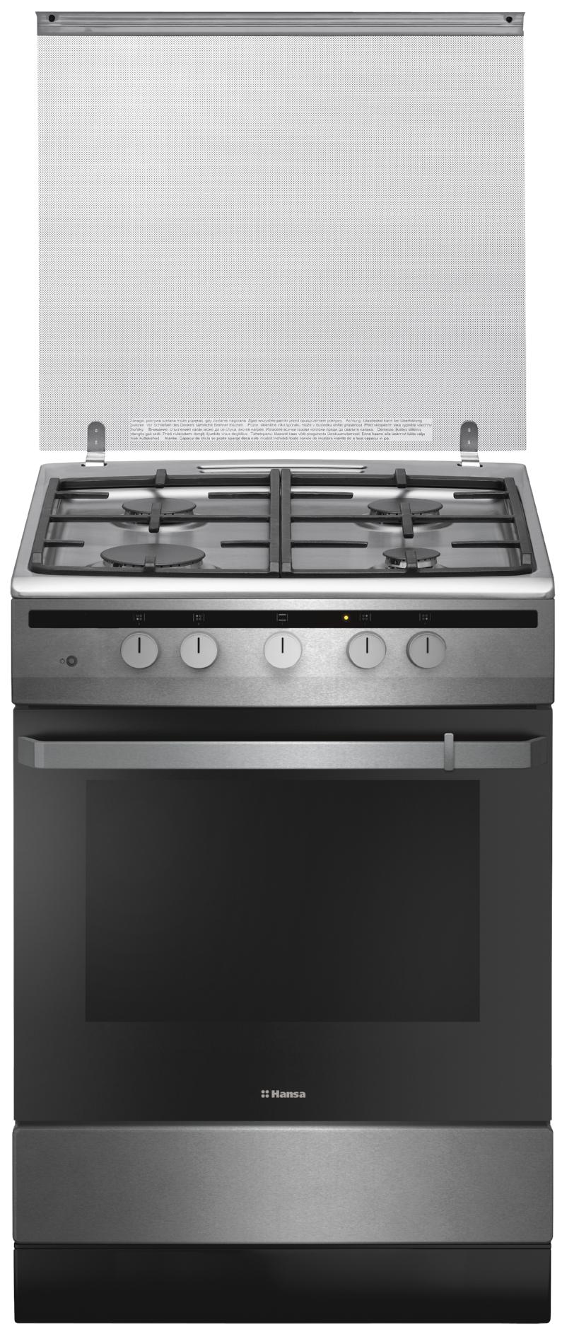FCGI63022 - Samostalni šporet sa pločom na gas