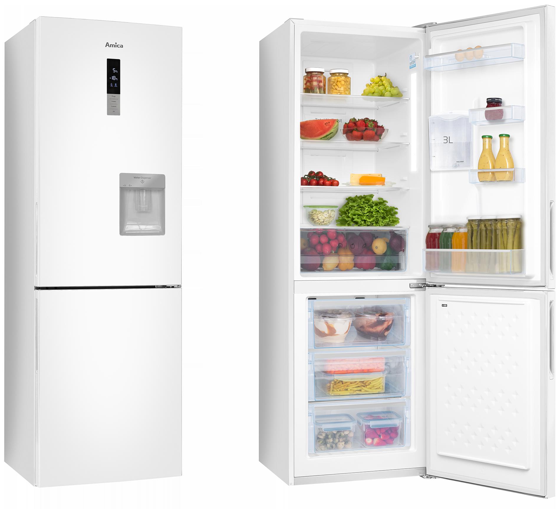 FK321.4DFI - Samostojeći hladnjak