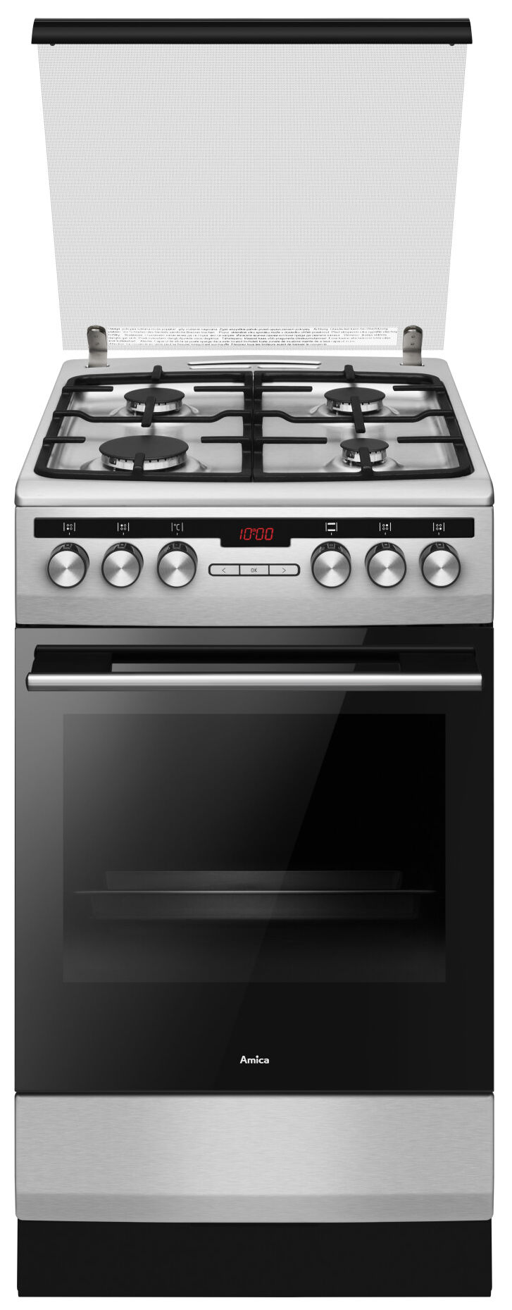 Page 4 Gas Electric Cookers
