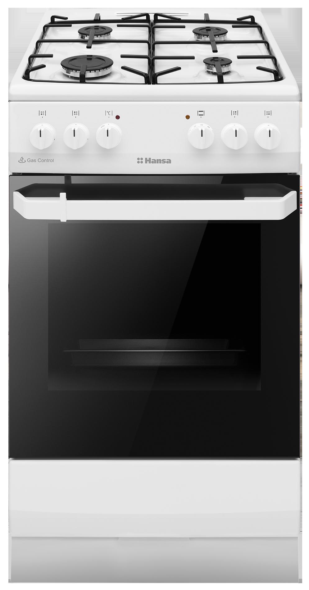 FCMW56069 - Laisvai statoma viryklė su dujine kaitlente