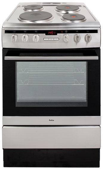 60 cm freestanding cooker with electric hob 608EE2Ta(Xx) -> Kuchnie Gazowe Amica Akcesoria