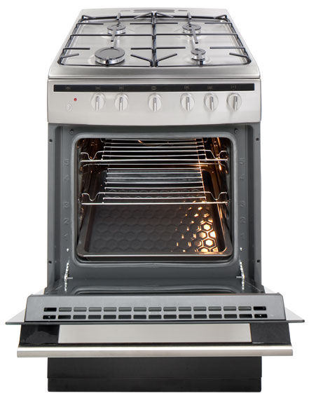 60 cm freestanding cooker with gas hob 608GG5Ms(Xx) -> Kuchnie Gazowe Amica Akcesoria