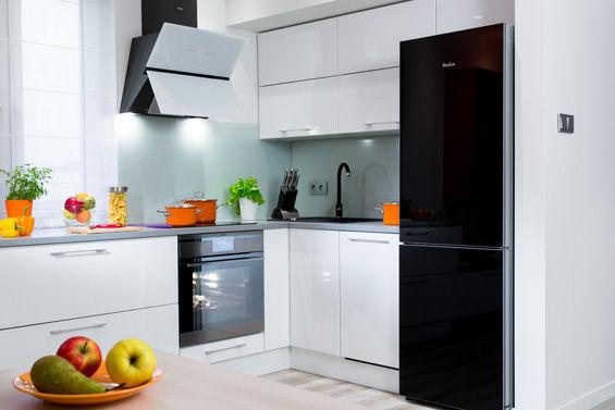 Chłodziarko zamrażarka wolnostojąca Amica INTEGRA SMART FK338 6GBAA  Amica -> Amica Kuchnia Wygląda Lepiej