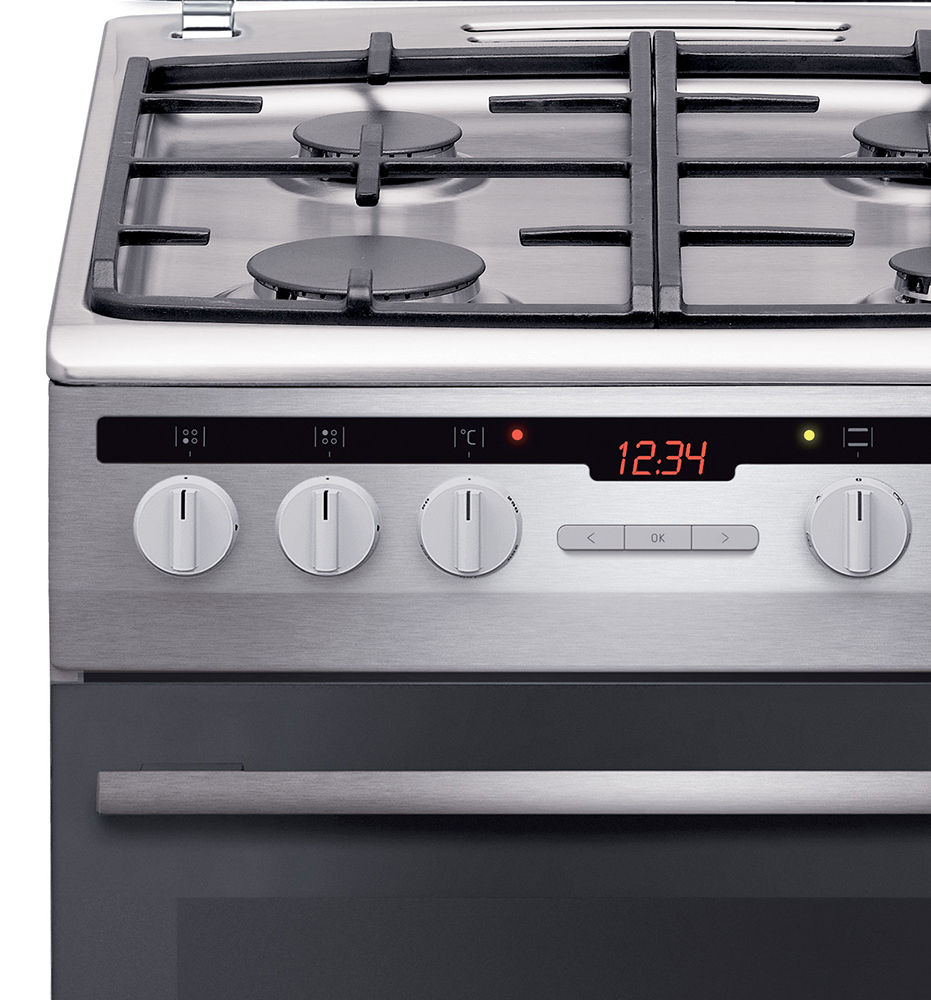 Free standing gas electric cooker 500 Line 57GE3   -> Kuchnie Gazowe Amica Akcesoria