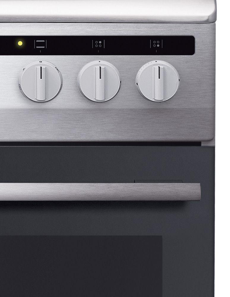 Kuchnia wolnostojąca gazowo elektryczna 500 57GE3 33HZpTaDpAQ(Xx)  Amica -> Kuchnia Elektryczna Wolnostojąca Amica