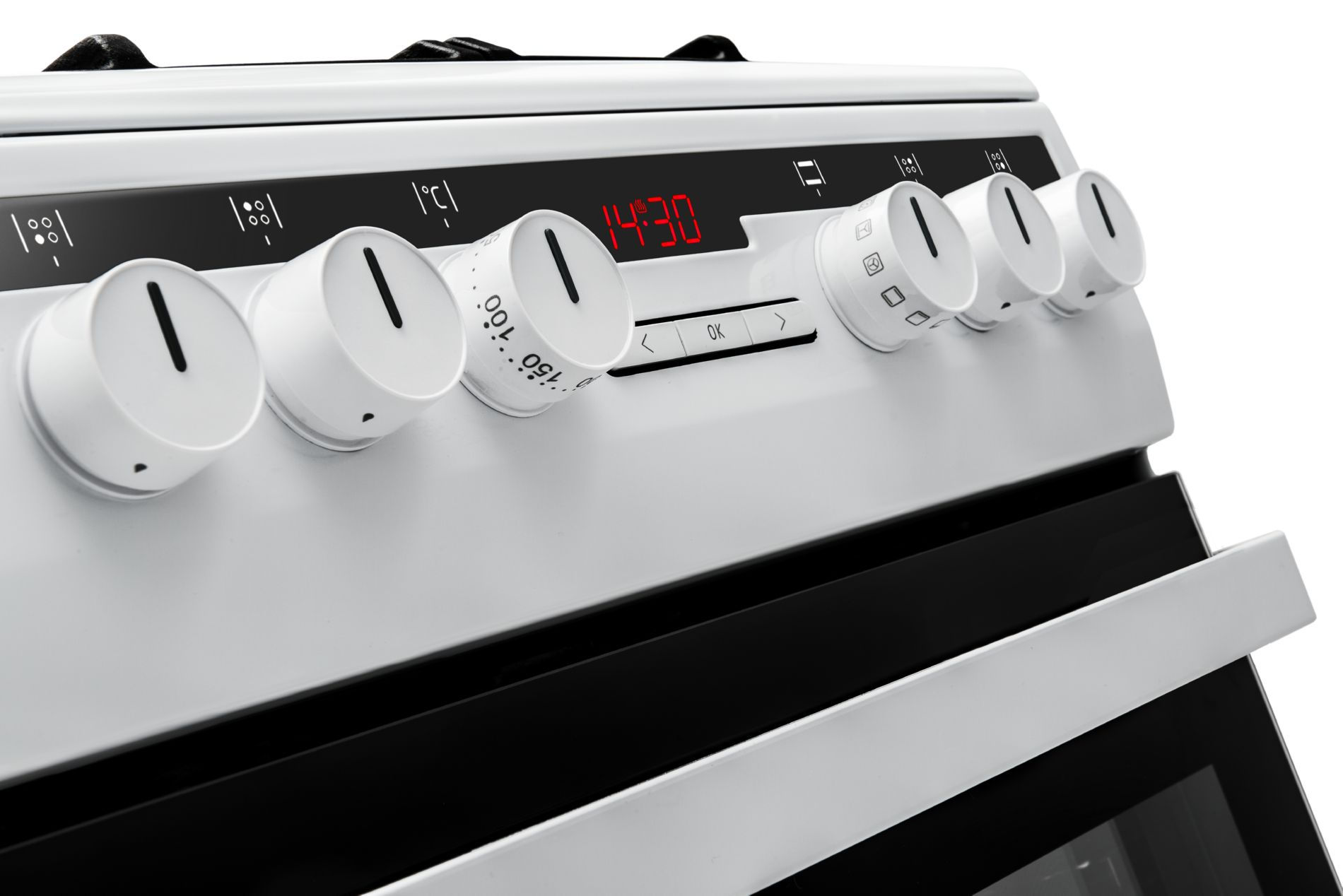Kuchnia wolnostojąca gazowa 58GGD5 33HZpMQ(W)  Amica -> Kuchnia Gazowa Amica Termostat