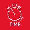 Timer z kontrolą czasu pieczenia (T)