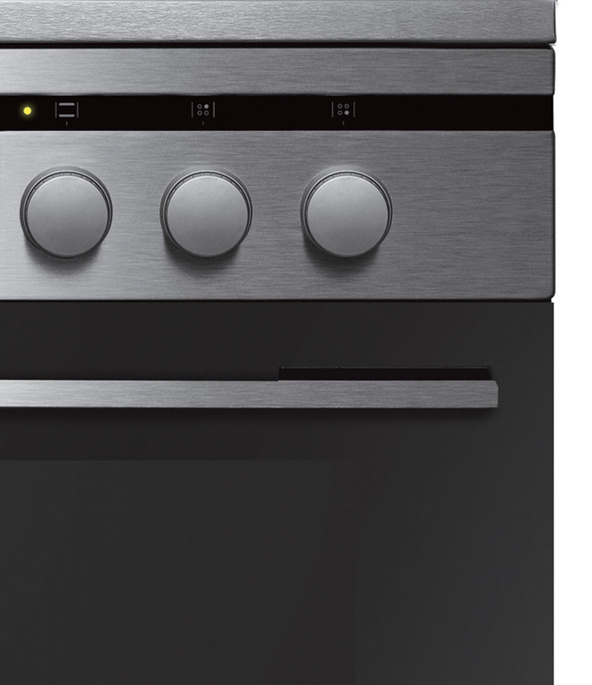 Free Standing Gas Electric Cooker Amica Integra 614mce3