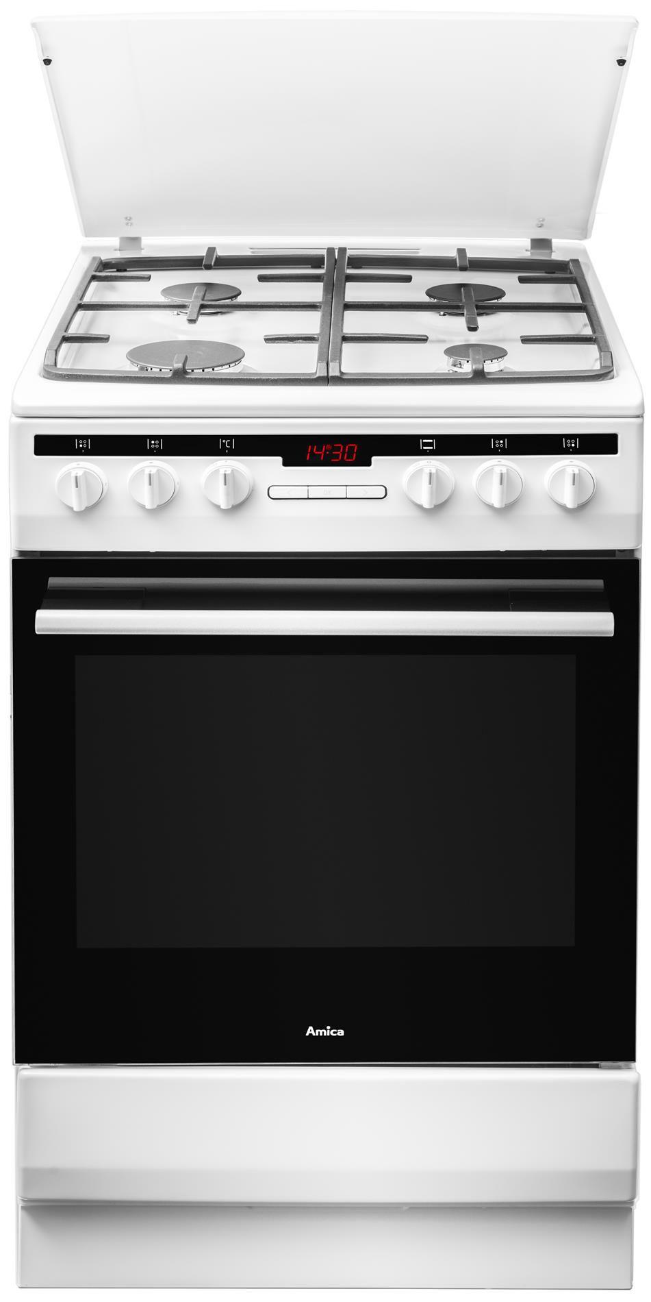 kuchnia wolnostoj�ca gazowoelektryczna 500 57ge3