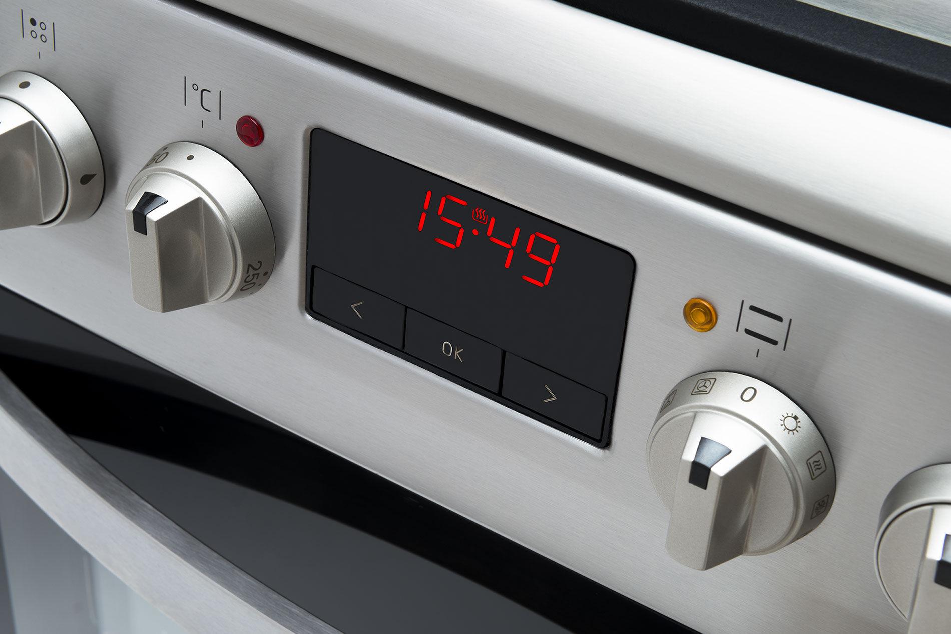 Kuchnia wolnostojąca gazowo elektryczna 500 520GE3 33ZpTaDpAQ(Xx)  Amica