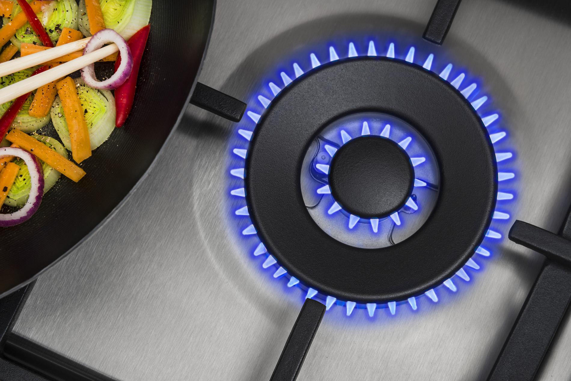 Kuchnia wolnostojąca gazowo elektryczna 600 618GE3   -> Kuchnia Amica Nie Pali Palnik