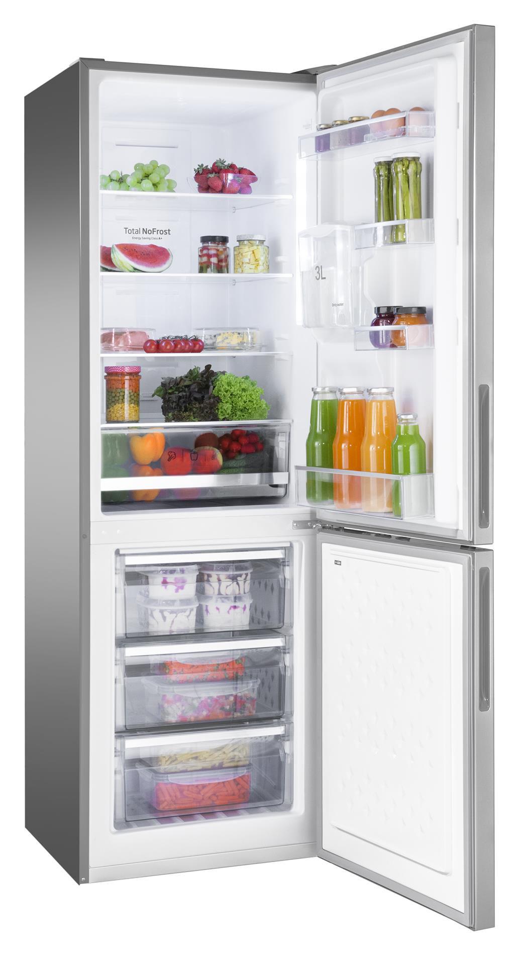 Free Standing Fridge Freezer Fk321 4dfxi Amica