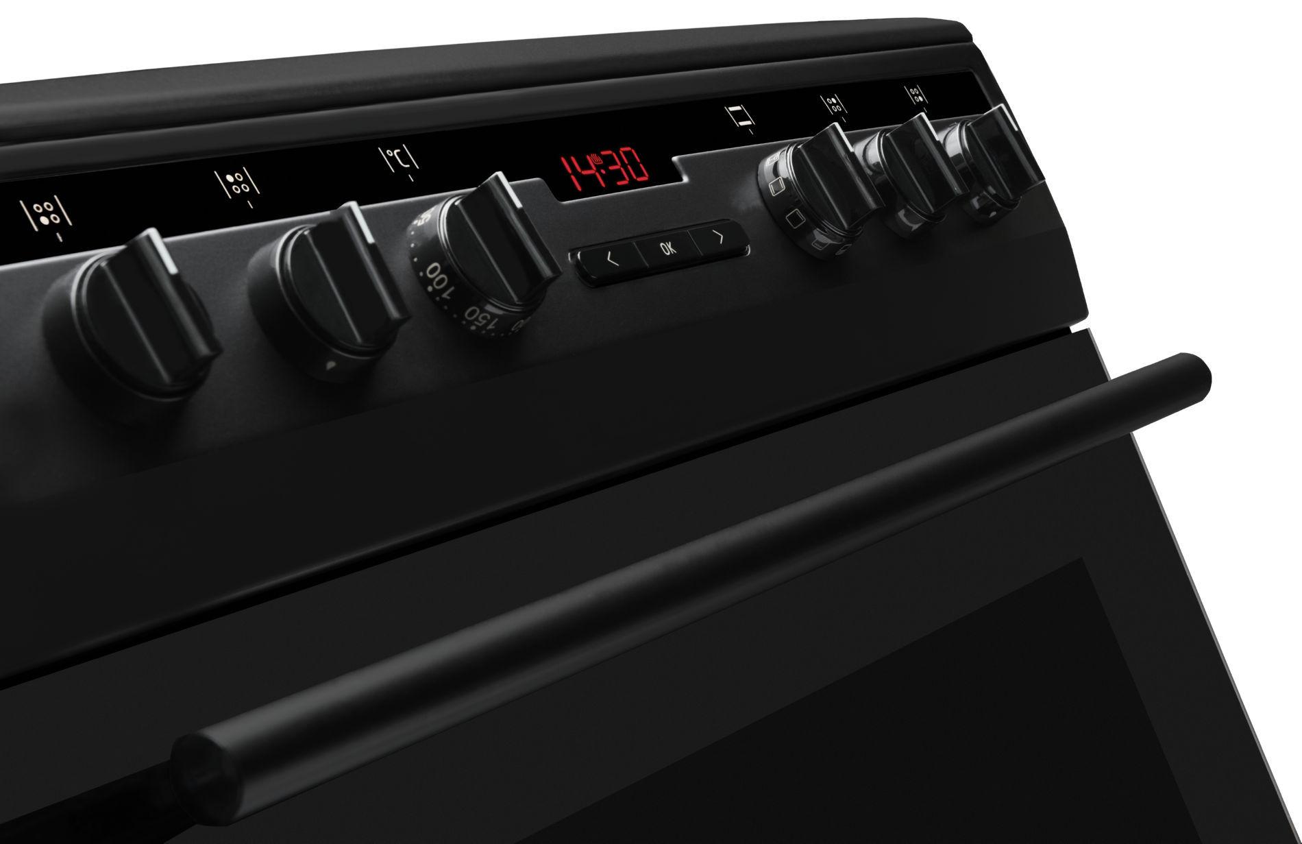 Free standing gas electric cooker 617GES2 33HZPTANA(BM   -> Kuchnie Gazowe Amica Akcesoria